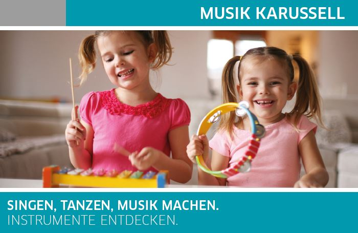 Musik-Karussell